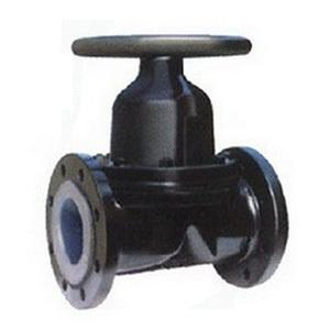 G41J手动堰式隔膜阀